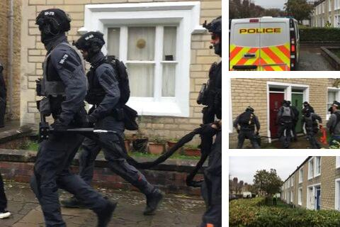 Closure order on bedsit raided by drugs squad detectives