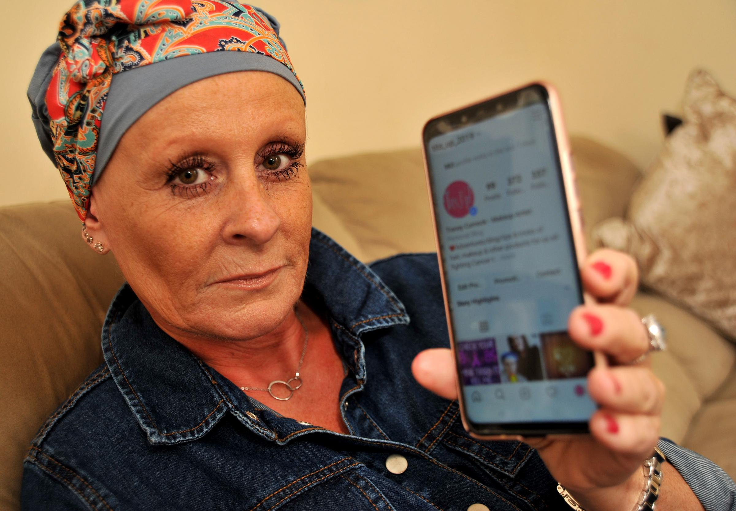 Make-up artist to the stars gets cancer diagnosis thanks to ITV's Lorraine