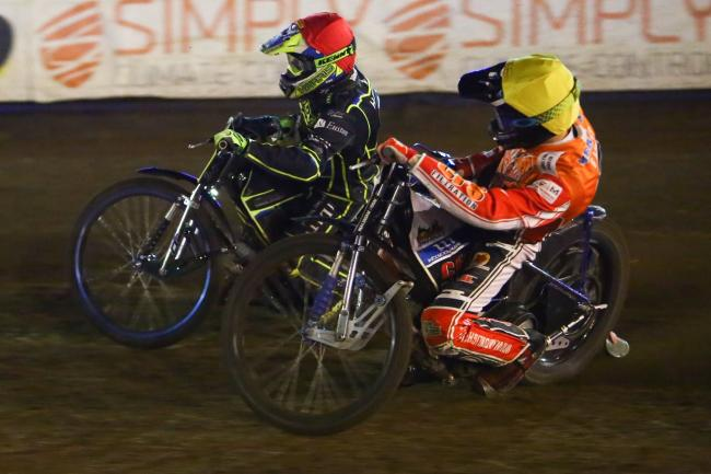 REPORT: Ipswich Witches 41 Swindon Robins 49