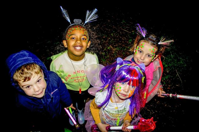 Kids Stalight Walk 2020