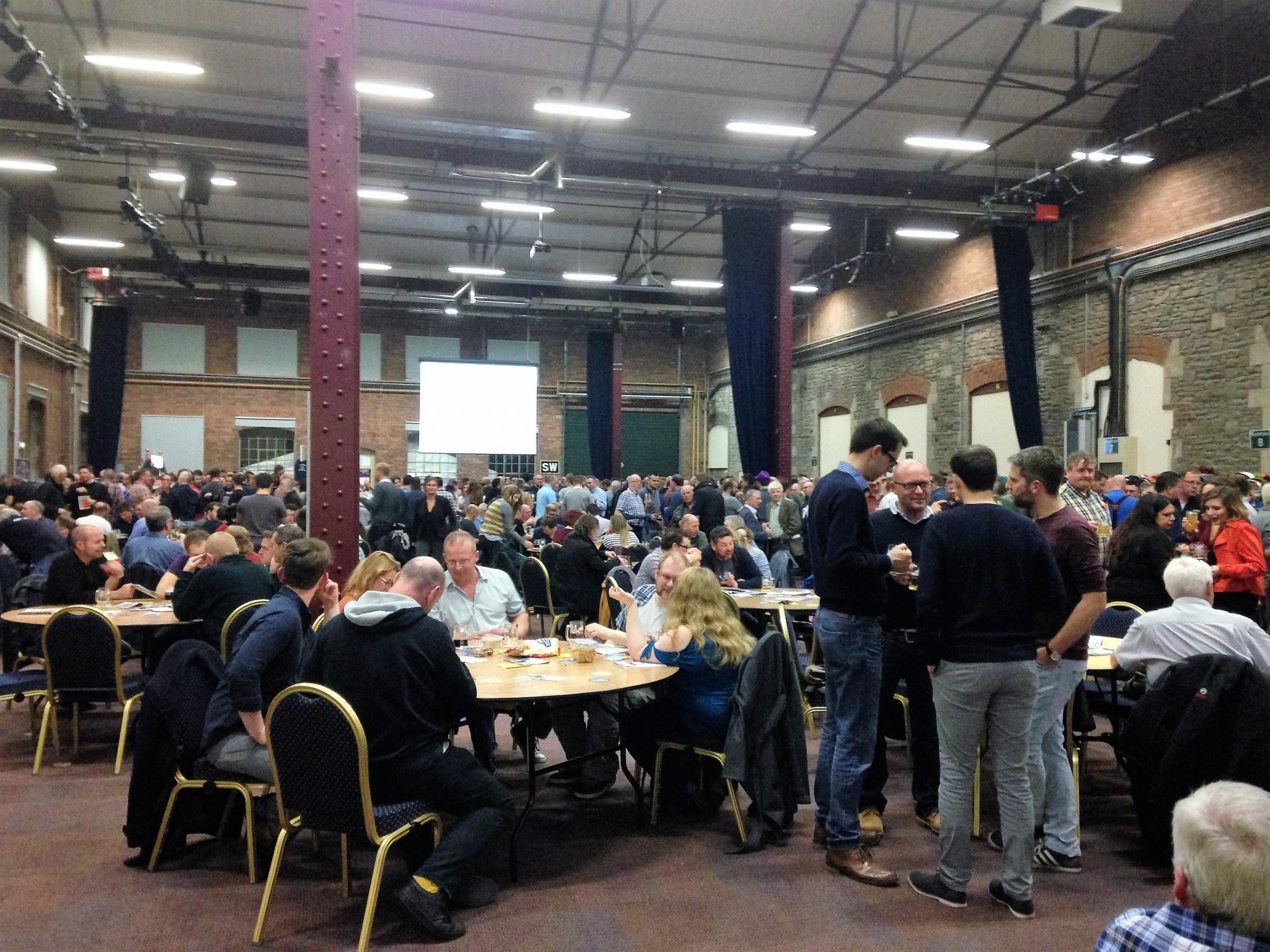 Swindon Beer Festival returns to Steam museum