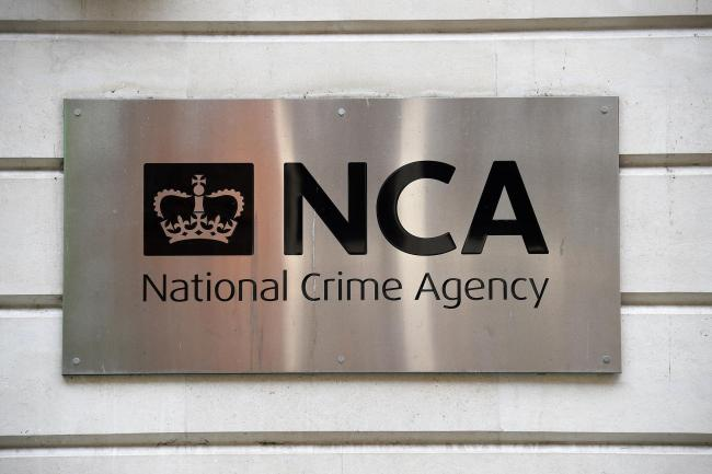 National Crime Agency stock