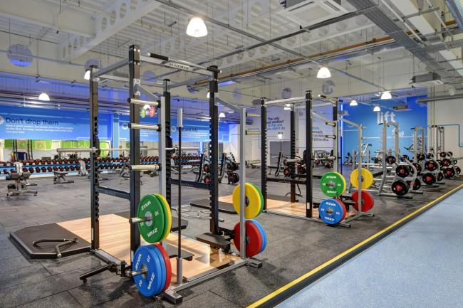 OPENING: Date set for opening of 24-hour gym at Greenbridge