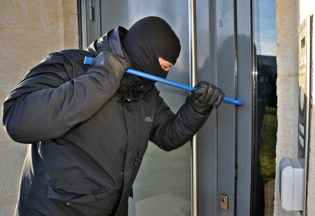 Wiltshire Police clocked an 8 per cent fall in the burglary rate, Home Office figures show Picture: PIXABAY