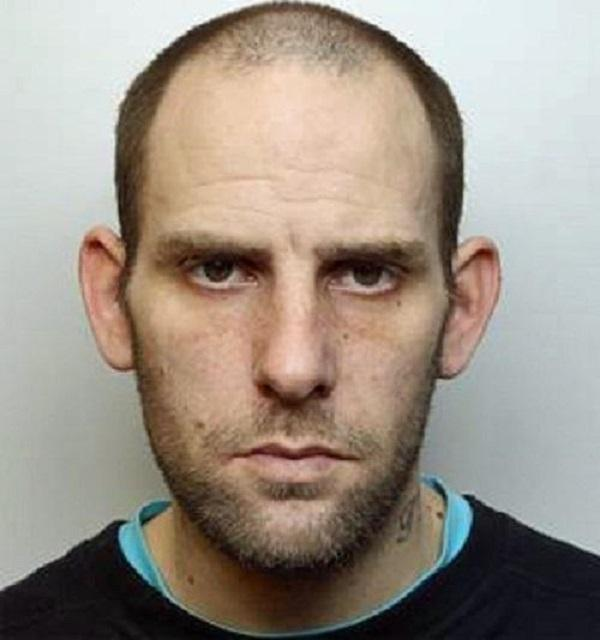 Lee Mapstone pictured last year 			Picture: WILTSHIRE POLICE