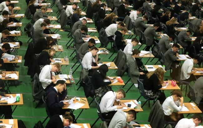 Data shows 3.5 per cent of pupils who sat their A-levels in Swindon this year received three A*-A grades