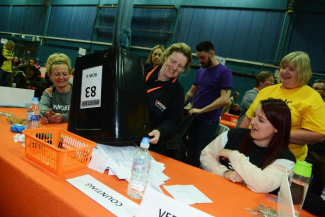 Swindon local elections could be a rarer occasion. The public would like that to be the case