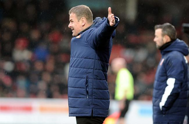 Swindon Town boss Richie Wellens has overseen a run of seven wins in a row in League Two         Picture: DAVE EVANS