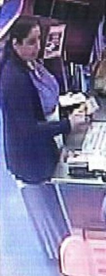 CCTV image released after refund fraud at The Range