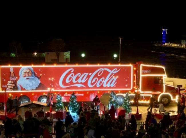 The dates for the Coca Cola truck have been revealed
