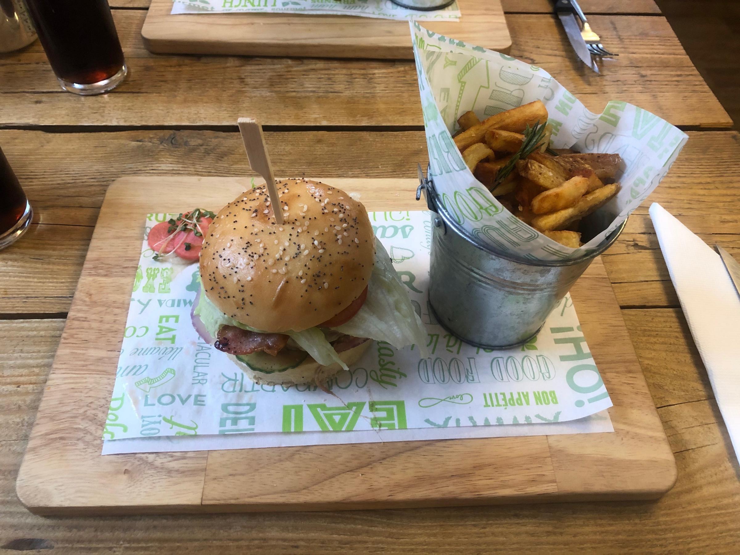 Food Review: Kitchen Sisters, Marlborough