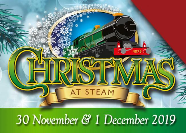 Christmas at Steam