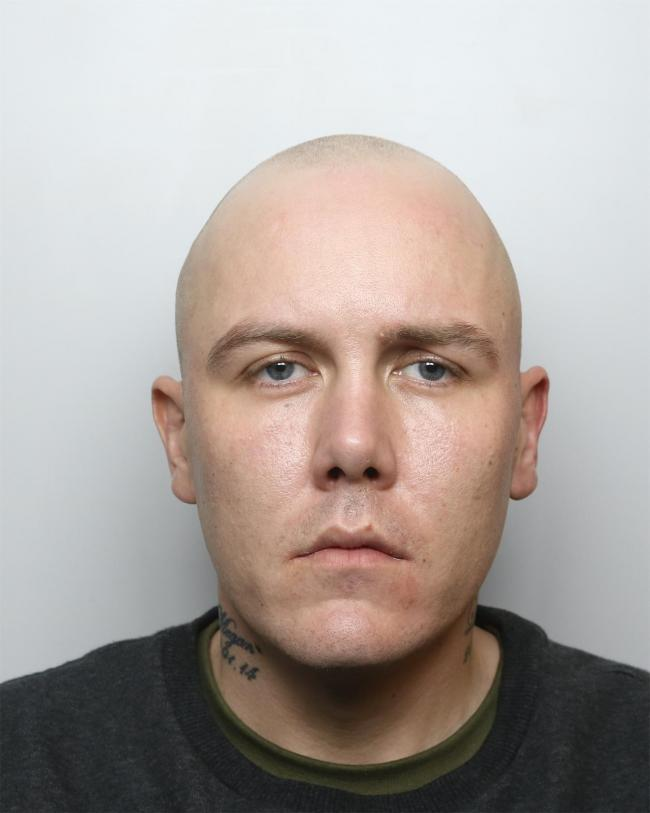 Scott Knowles Picture: WILTSHIRE POLICE