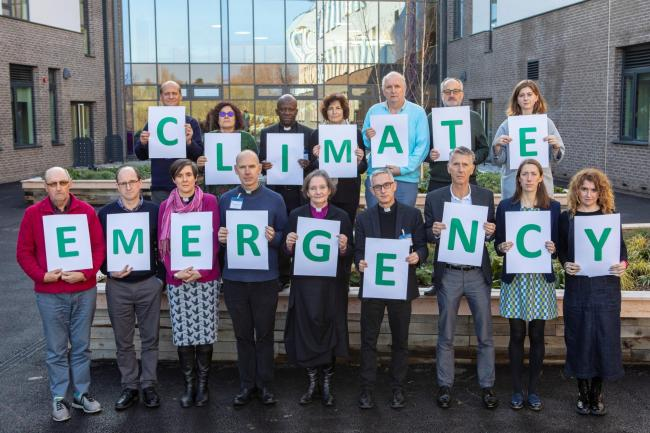 The Diocese of Bristol and Swindon declares a climate emergency