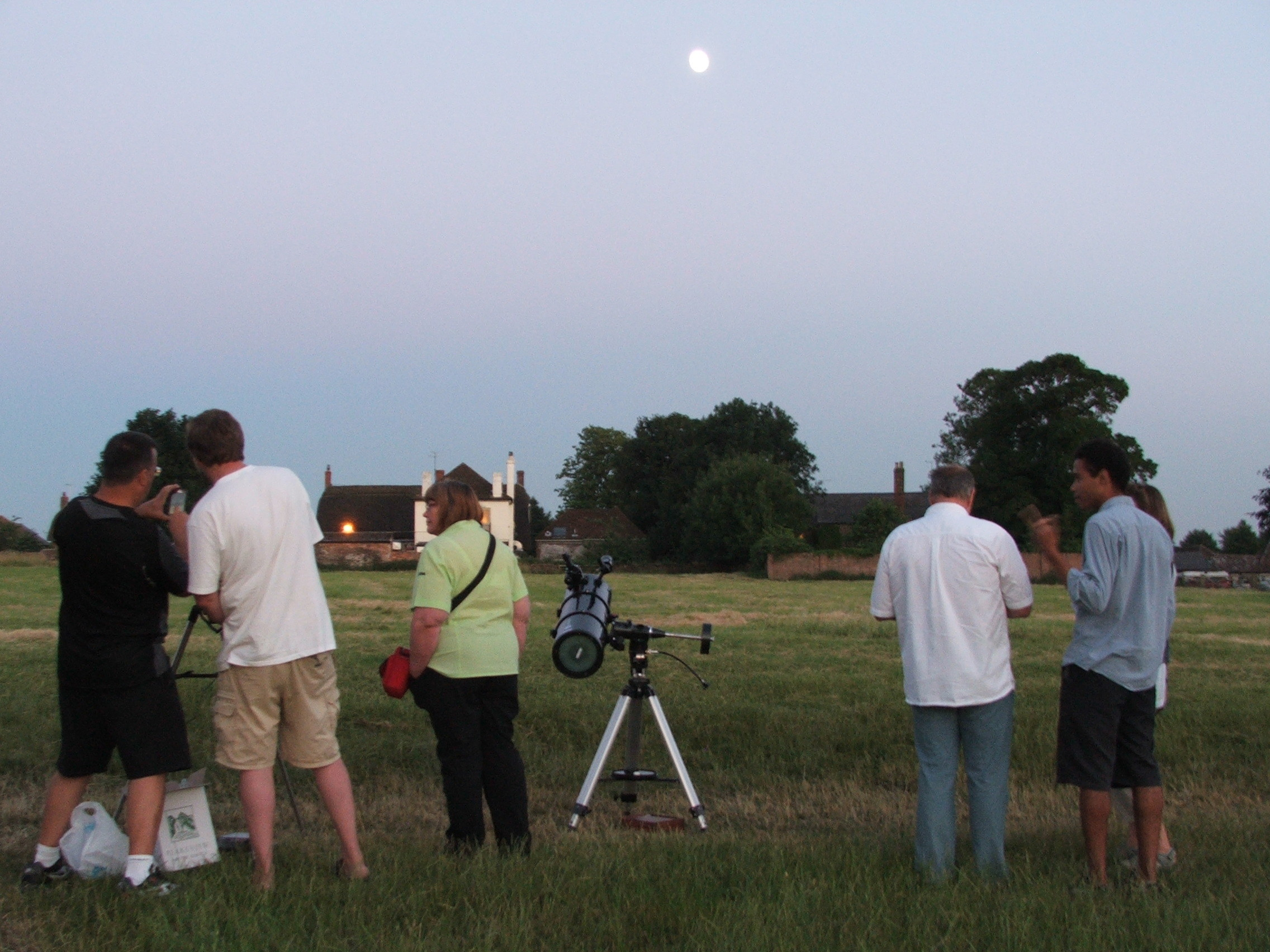 Out of this world: Swindon Stargazers are exploring the night sky