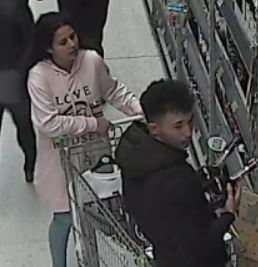 CCTV images released after £1,000 worth of alcohol and food stolen in north Swindon