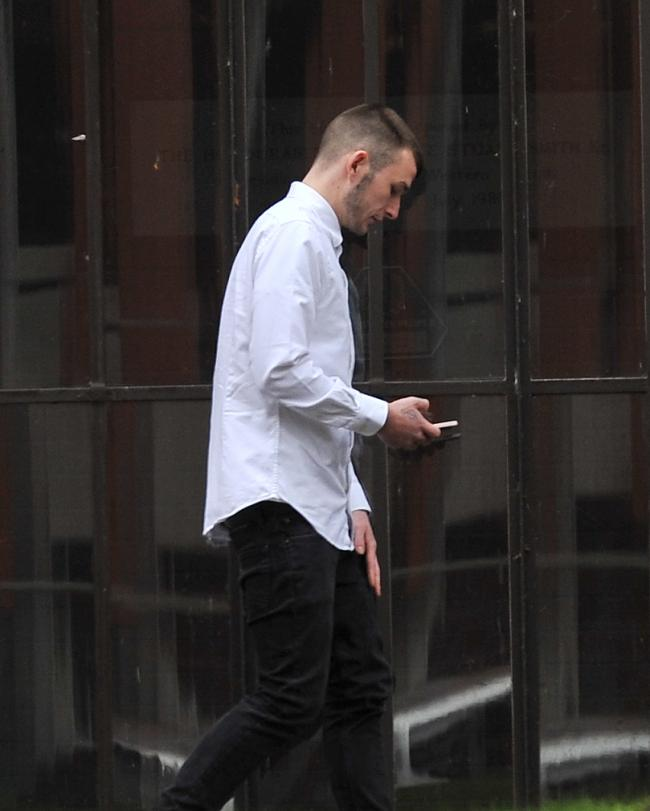 Jacob Turley pictured outside Swindon Crown Court Picture: ADVER PHOTOGRAPHER