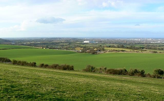 Liddington Hill was a vital defensive stronghold for ancient people - and now offers fine views of Swindon