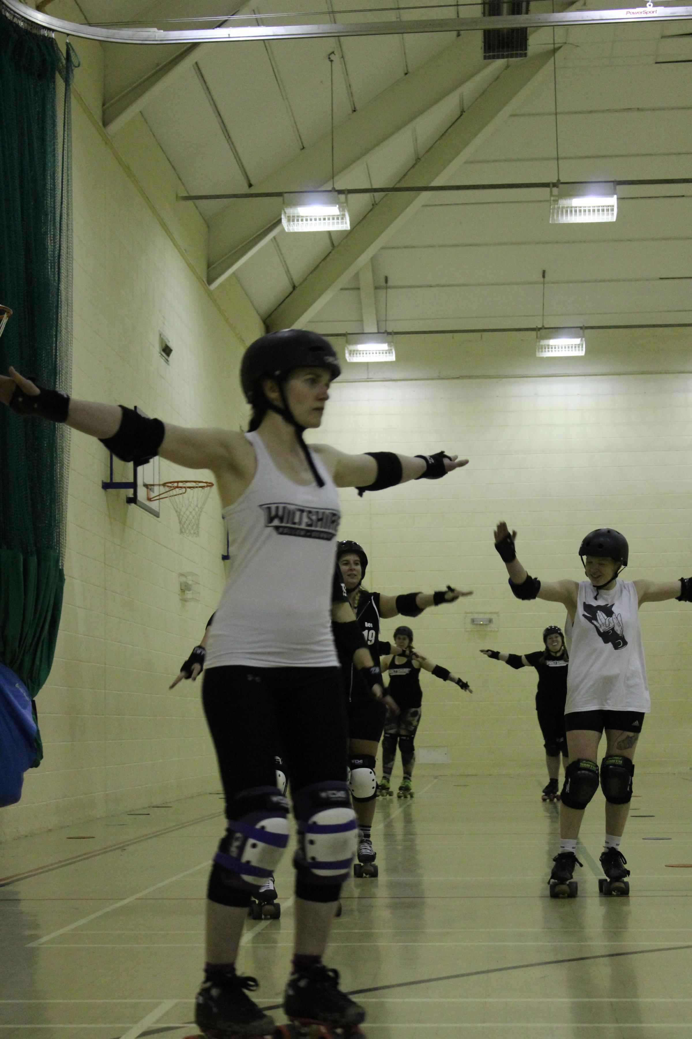 Everything you need to know about Wiltshire Roller Derby
