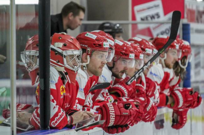 Swindon Wildcats have just one fixture this weekend - they host Hull Pirates at the Link Centre on Saturday        Picture: KAT MEDCROFT