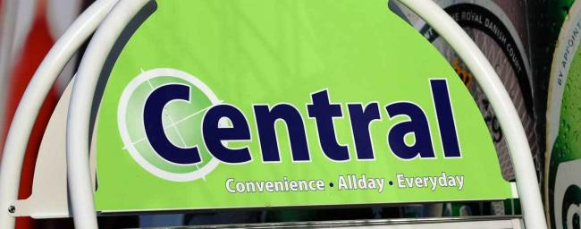 Man jailed after incident at Central store