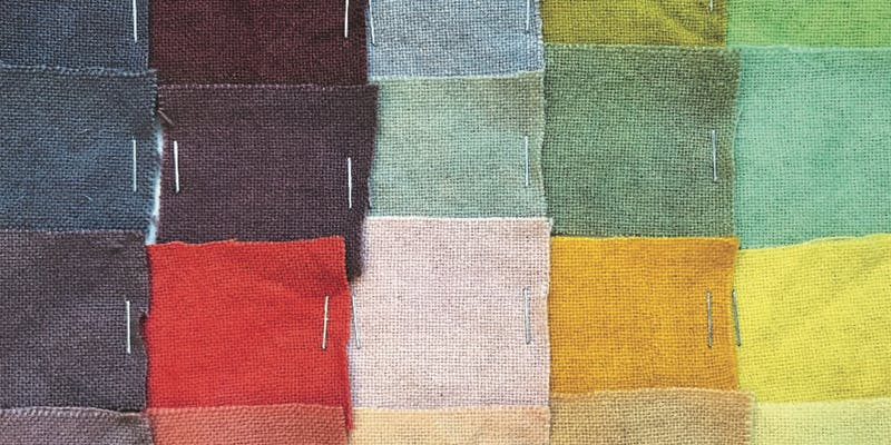 An Introduction to Natural Dyeing