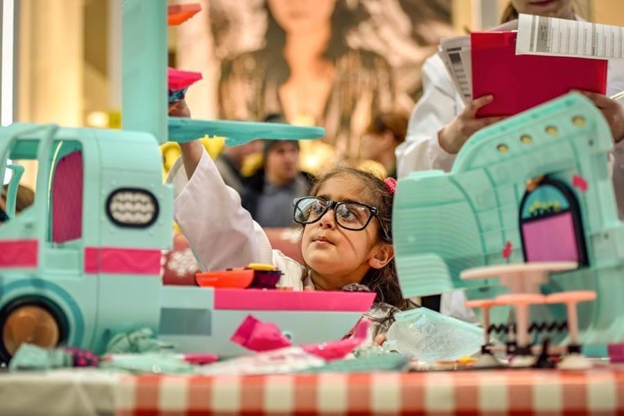 Shanzay bags dream job as Xmas toy tester
