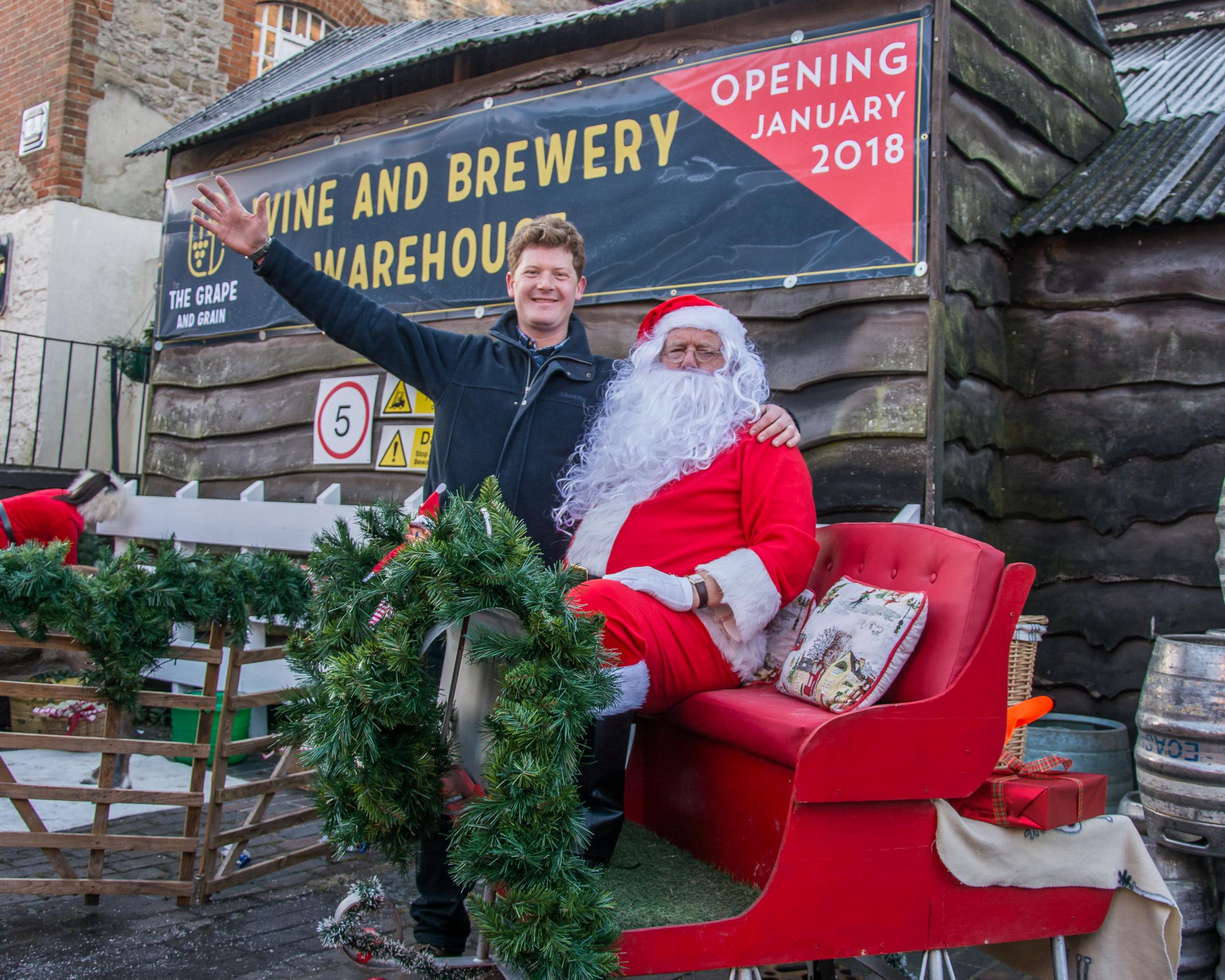 Arkell's Christmas Market returns for fifth year
