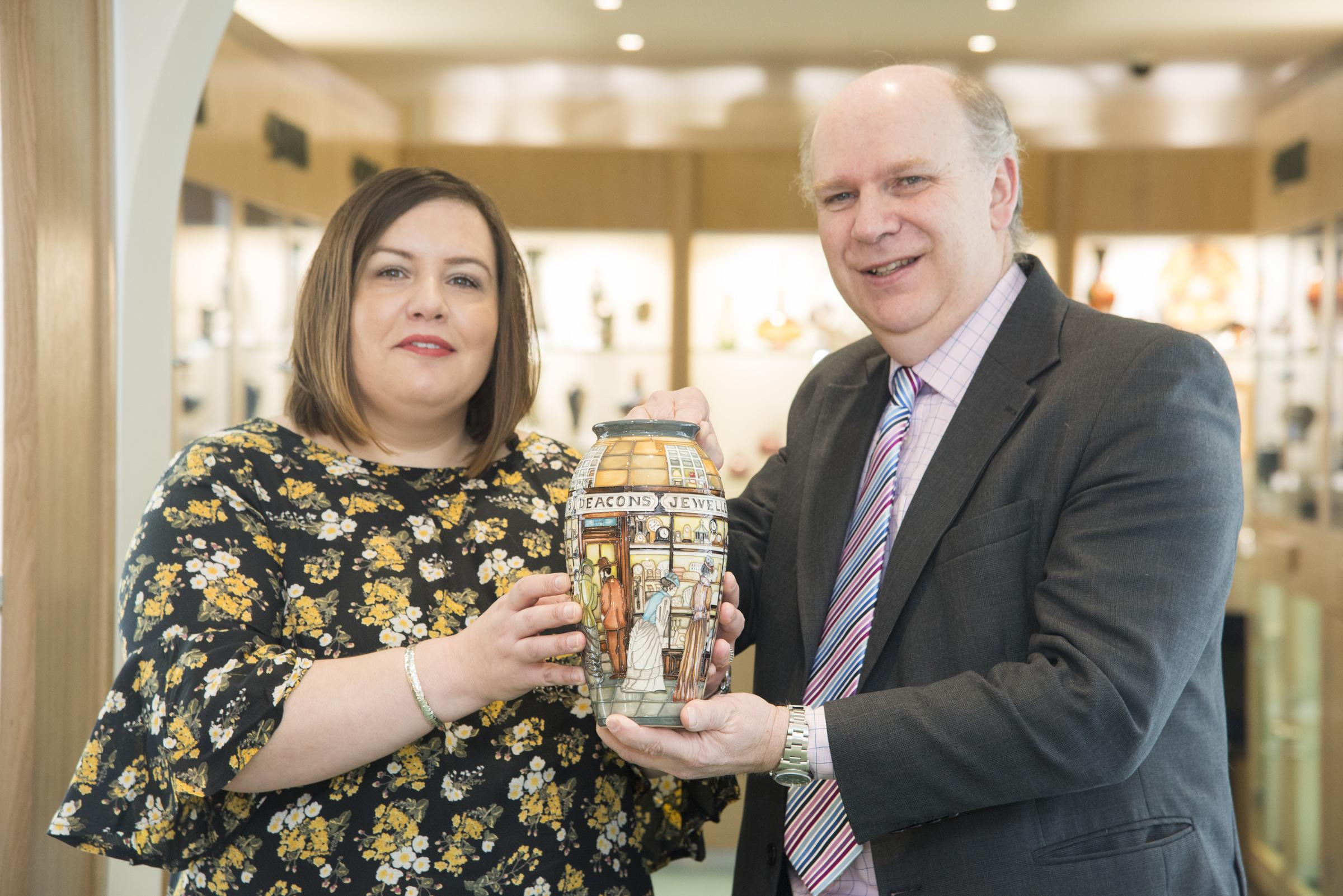 SPECIAL REPORT: How Deacon and Son Jewellers stands out from the crowd in Swindon