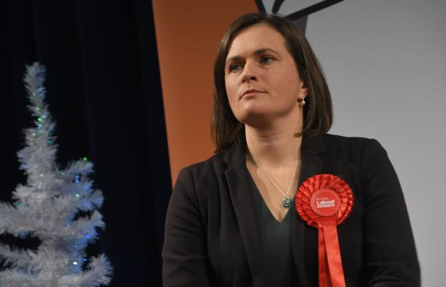 Labour hopeful: 'I'm not going to blame Jeremy Corbyn, but...'