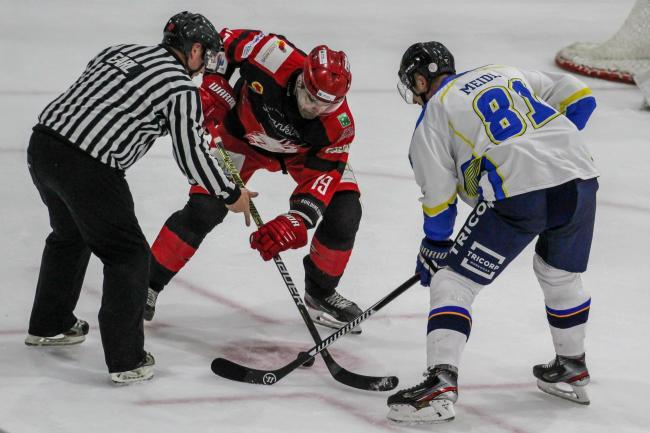 ICE HOCKEY: Wildcats hit rough patch at home to Lightning