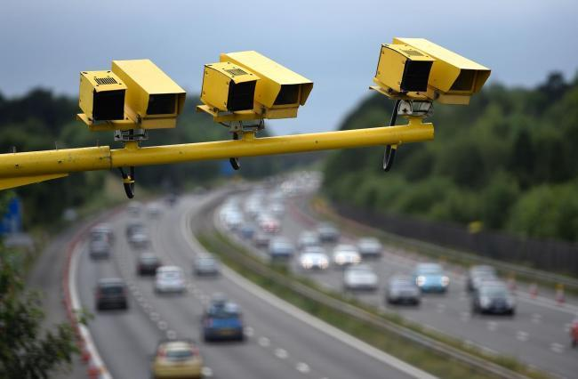 Speed cameras have been turned off in Wiltshire since 2010 but police are still catching hundreds of drivers going over the speed limit