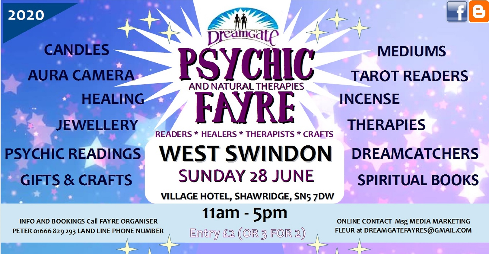 DreamGate Psychic Fayre