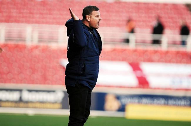 REACTION: Poor Friday session prompted 11th hour tactical change by Wellens, who is thrilled by clinical win over Crewe