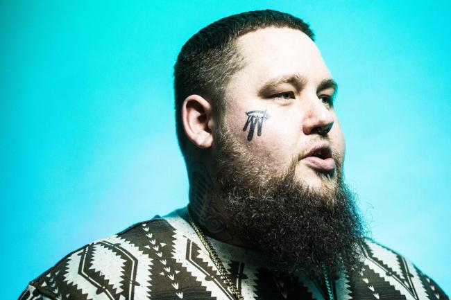 Rag 'n' Bone Man Rory Graham