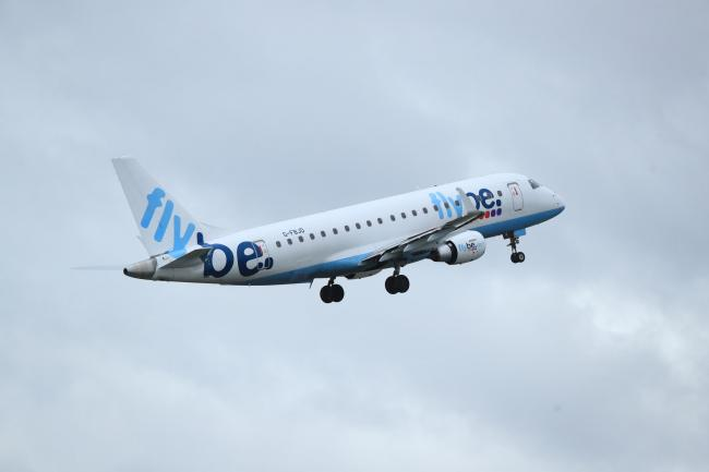 Flybe will continue to operate after securing a rescue deal (Pete Byrne/PA)