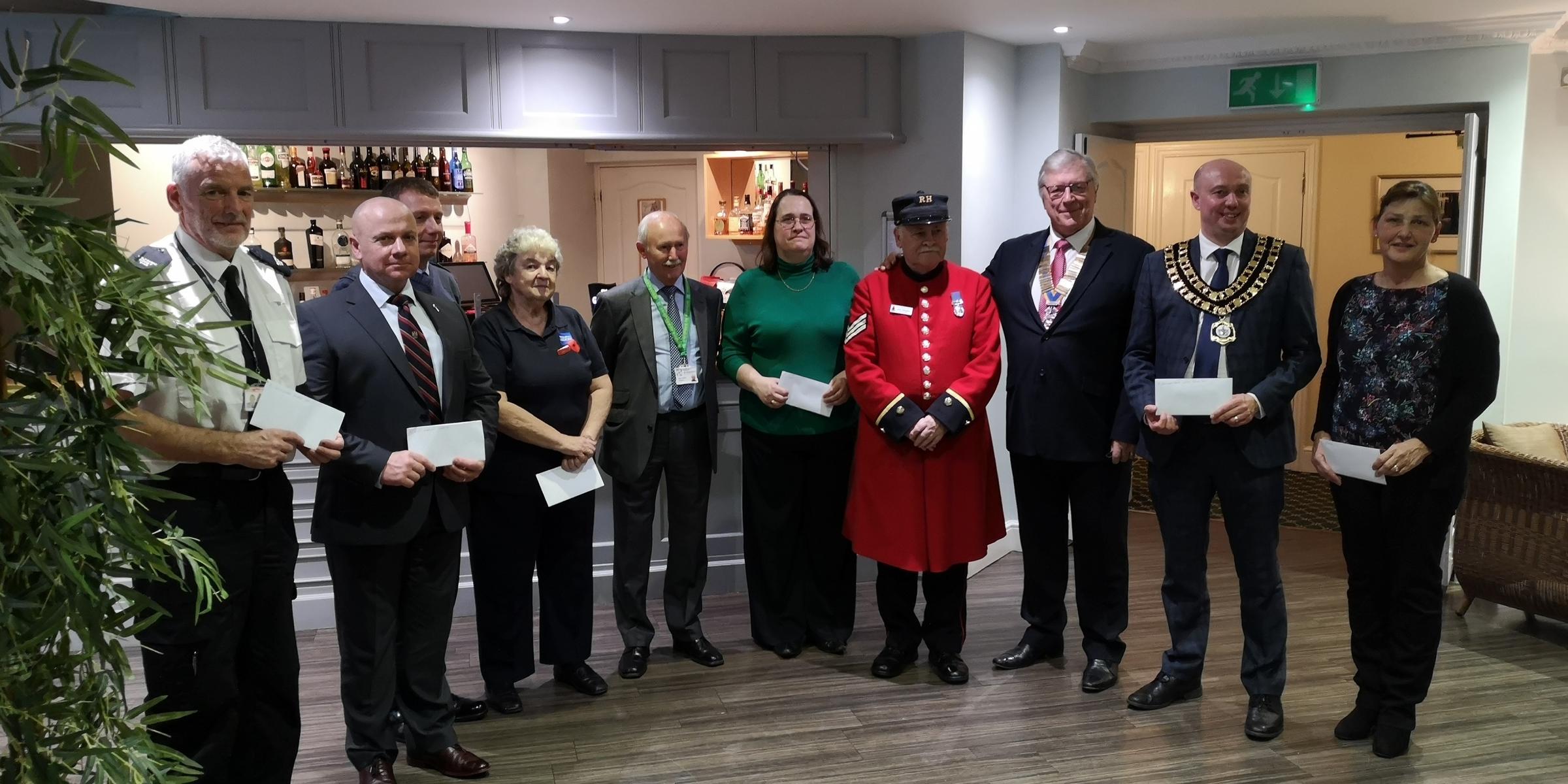 Thamesdown Rotary Club celebrates fundraising success