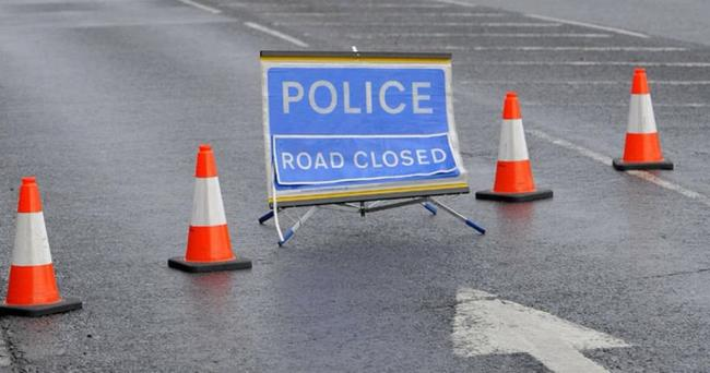 Two-car crash blocks Purton Road