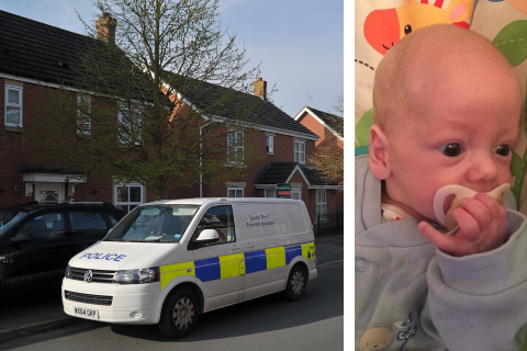 Patrick Bradley's parents speak out over serious case review