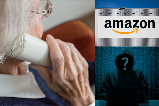 Amazon scam warning: 'Hang up immediately' say police