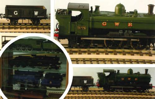 TRACK THEM DOWN: Burglars steal OAP's beloved model train collection