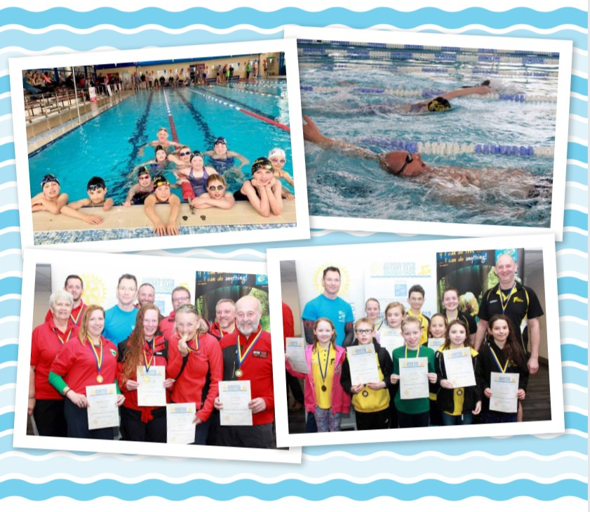 Swindon North Rotary Charity Swimathon