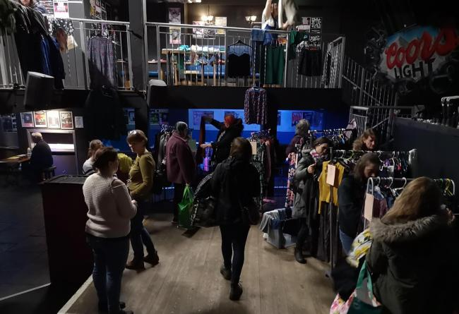 Ethical Clothes Swap at Level 3