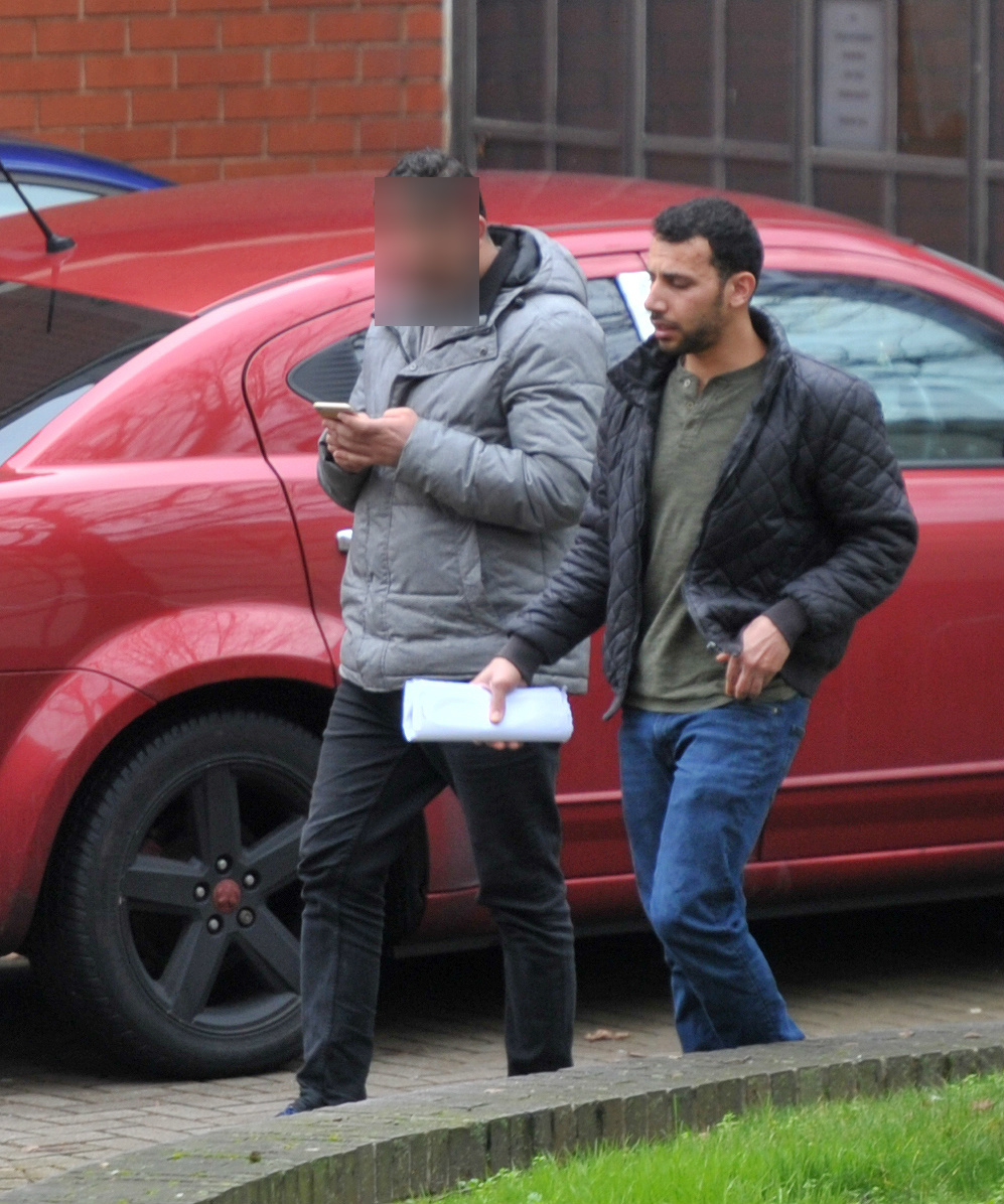 Court hears refugee travelled to Swindon to cheat driving theory test