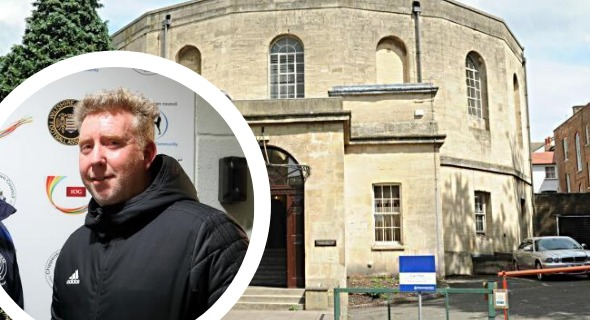 Chippenham Town manager gets roads ban after road rage incident