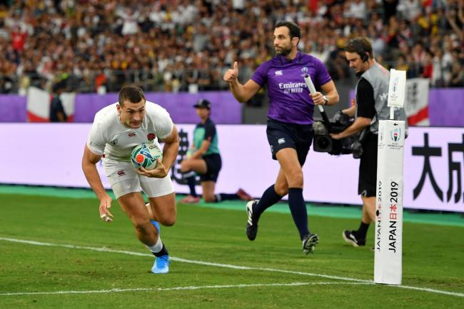 Chiseldon's Jonny May is fifth on England's all-time try scorers list with 29     Picture: PA Images