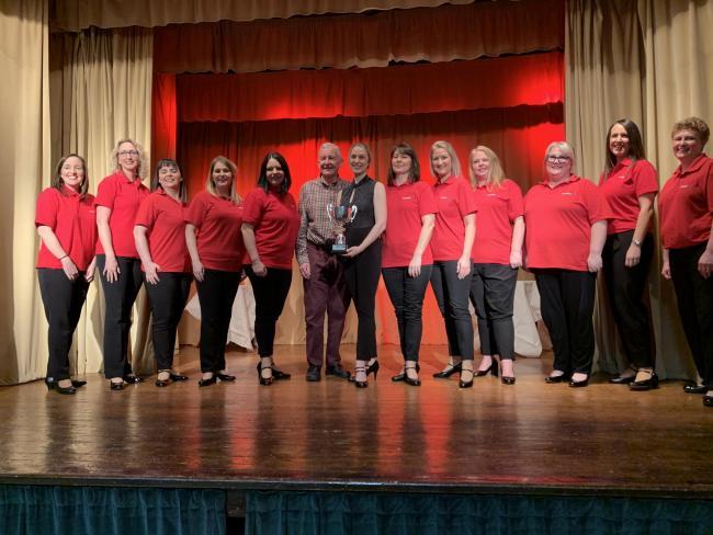Bel Canto Choir at RWB Arts Festival