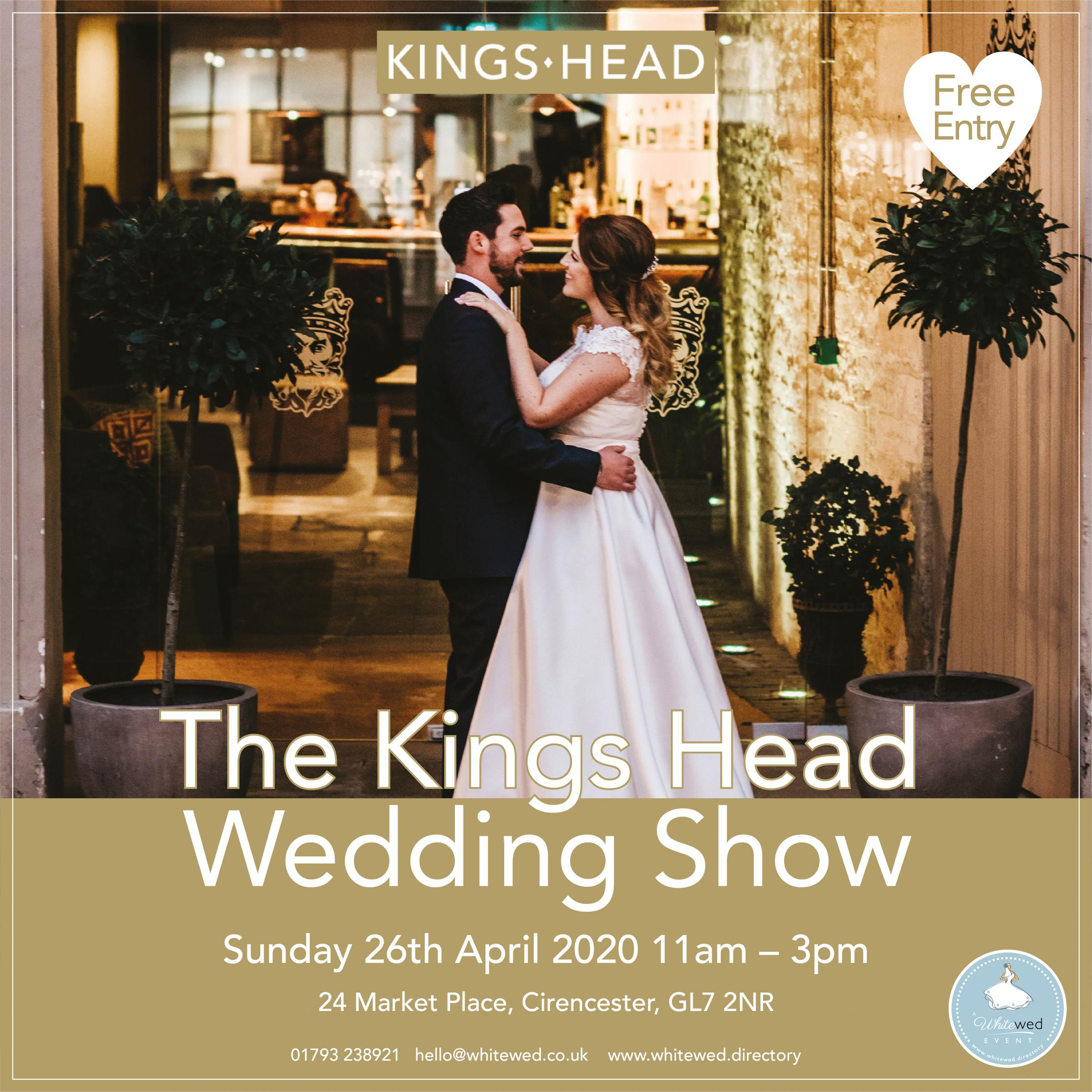 The Kings Head, Cirencester Wedding Show