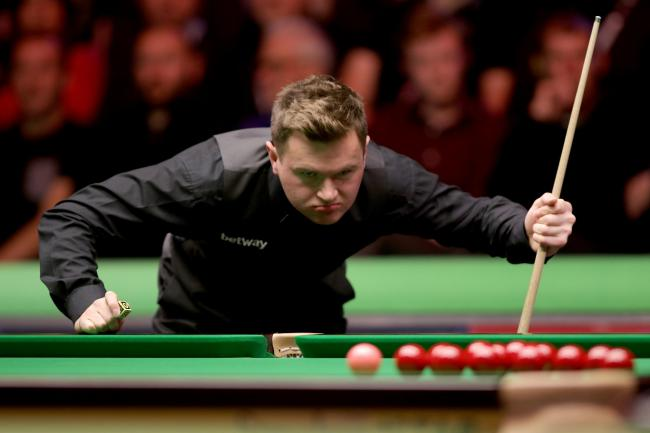 Liam Highfield - a three-time ranking event winner - was born in Swindon but now lives in Stoke