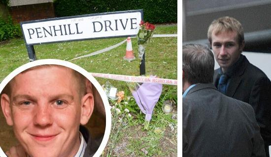 Swindon Advertiser: Paul Middleton was jailed after causing the death of Luke Chapman